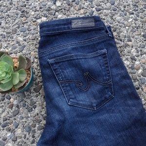 AG Adriano Goldschmied  skinny jeans sz 29R